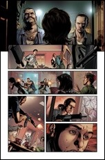 Red Border #1 Preview 1