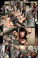 Red Border #1 Preview 2