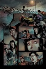 Red Border #1 Preview 3