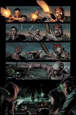 Red Border #1 Preview 4