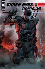 Snake Eyes: Deadgame #1 Cover