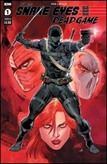Snake Eyes: Deadgame #1 Cover B