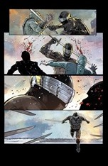 Snake Eyes: Deadgame #1 First Look 2