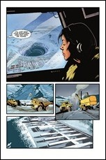 Starship Down #1 Preview 2