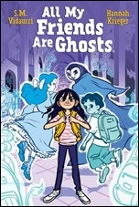 All My Friends Are Ghosts OGN Cover