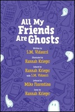All My Friends Are Ghosts OGN Preview 1