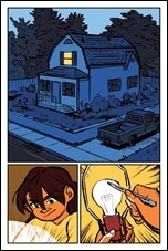 All My Friends Are Ghosts OGN Preview 2