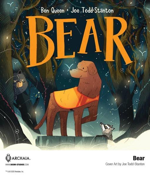 Bear SC Cover PROMO