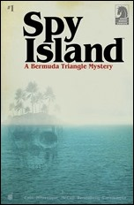 Spy Island #1 Cover