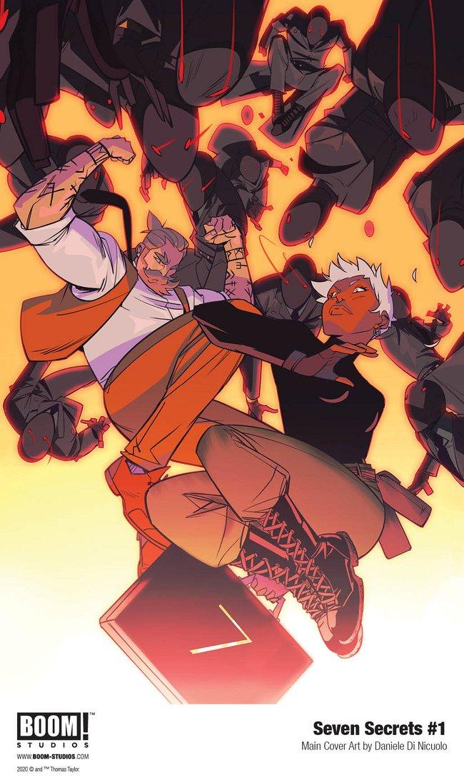 SevenSecrets 001 Cover Main PROMO 2