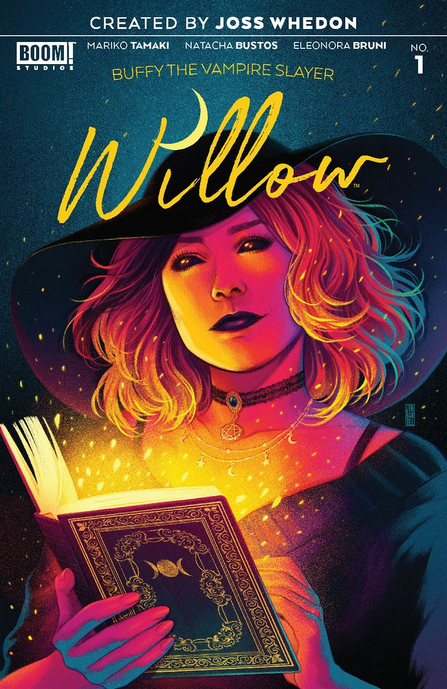 Willow 001 Cover Main