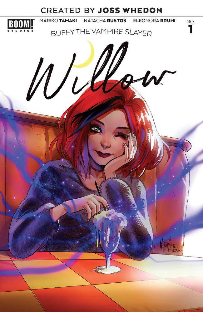Willow 001 Cover Variant Andolfo LOW