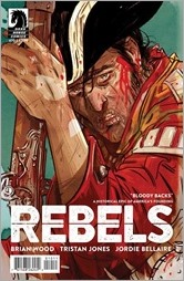 Rebels #10 Cover